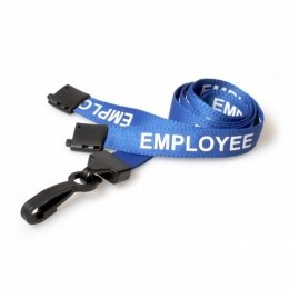 id card holders and lanyards for employees