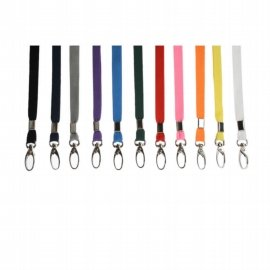 plain lanyards for conference name badges
