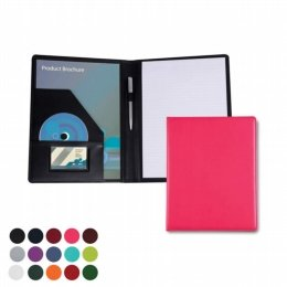 a4 deluxe zipped ring binder 5330