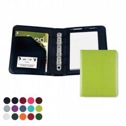 a5 deluxe zipped ring binder 5420