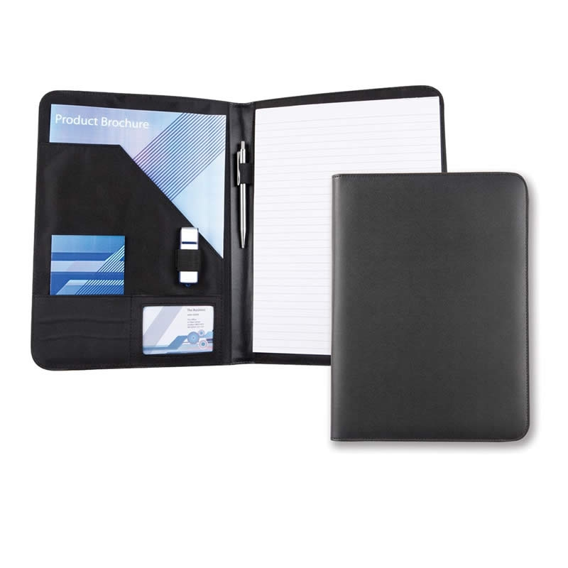 bedford a4 conference folder and lined pad