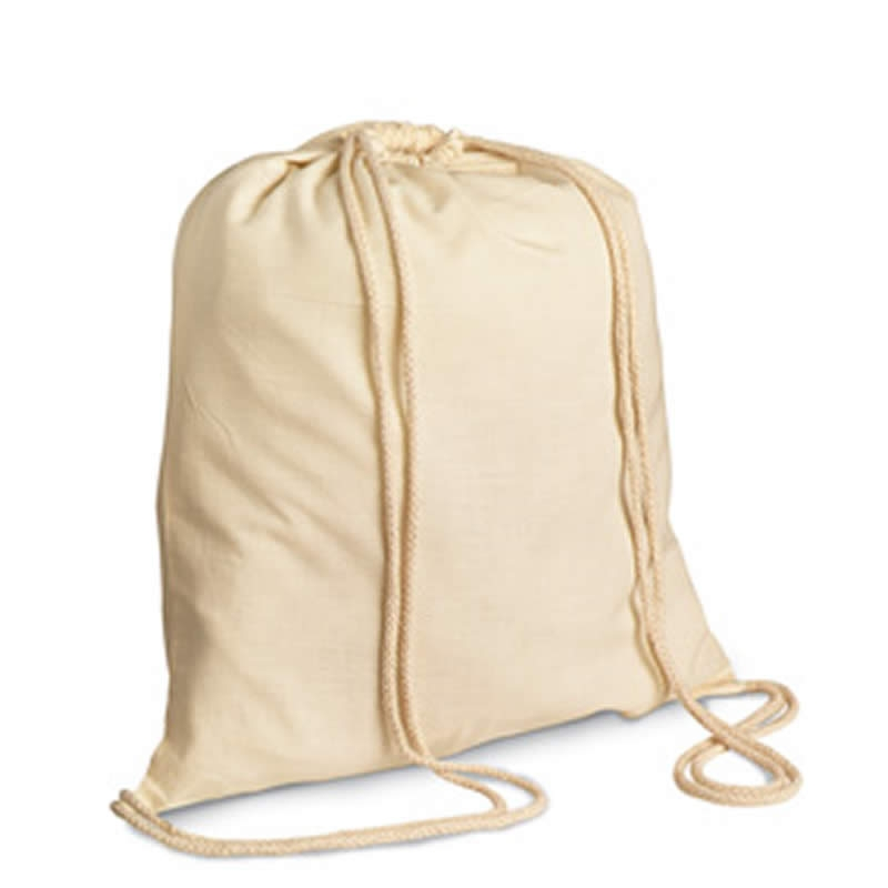 cotton drawstring bag 1