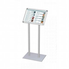 a3 landscape twin leg poster stand