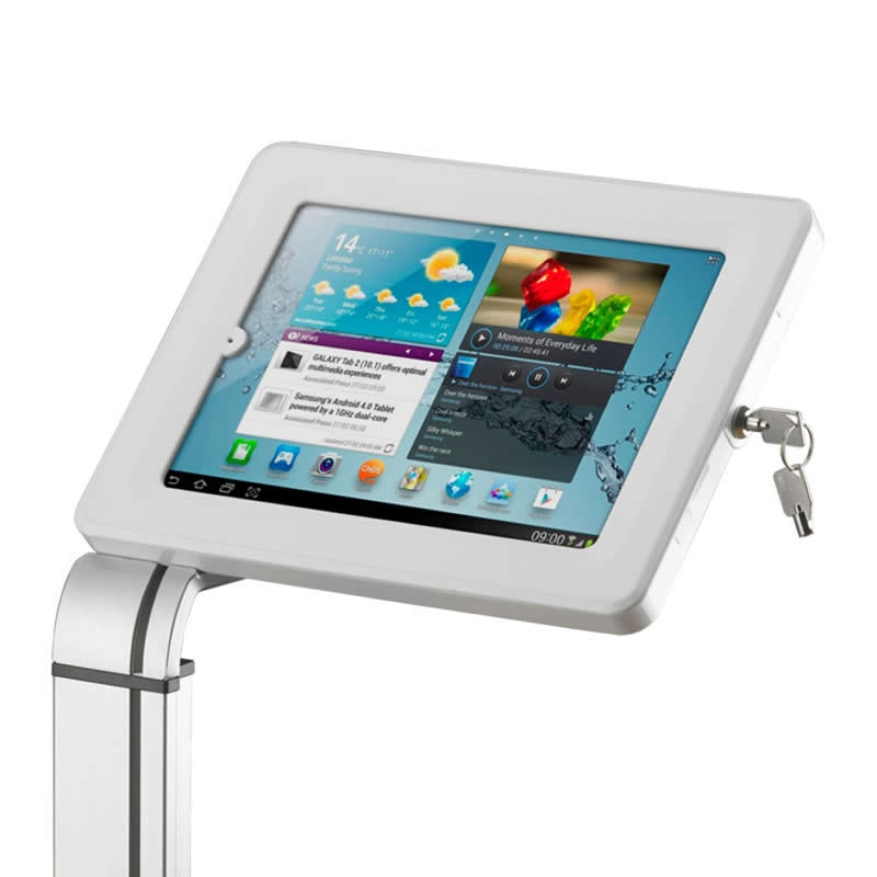 counter top tablet holder 3