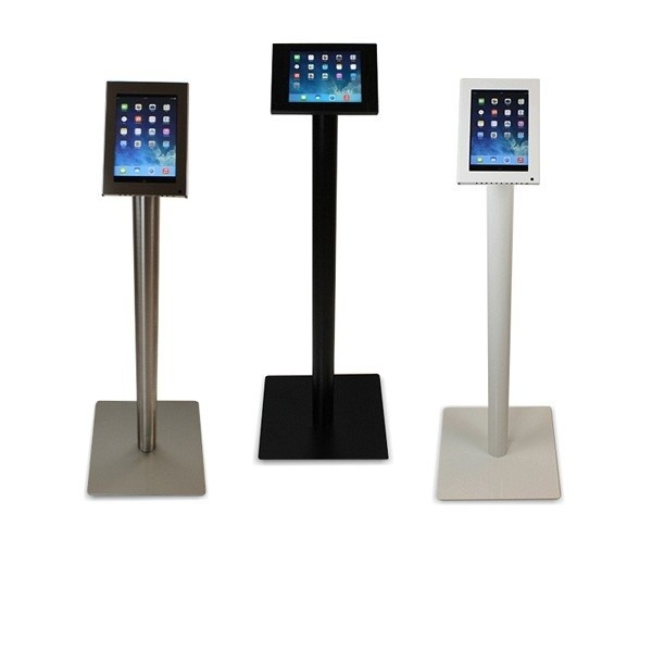 floor standing tablet stands 7 8 inches