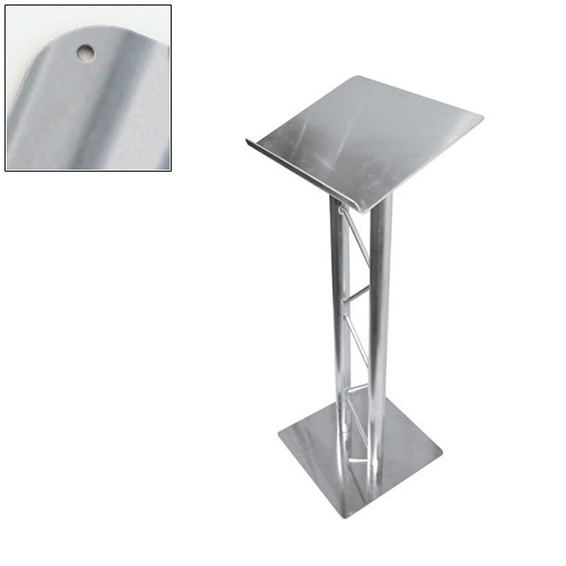 floor standing collapsible lectern