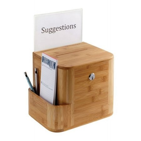 wooden ballot box 2