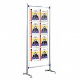 travel agent display stand